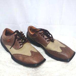 John Fluevog Future Angel Charle Shoes Brown